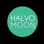 Halvo Moon Logo